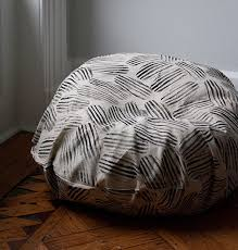 11) That's it! Now marvel at your suddenly beautiful beanbag chair!