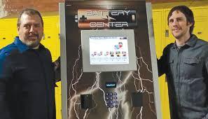 Ivs Vending Machines Interesting Dispensing The Sizzle CustomBuilt Vending Machines Become
