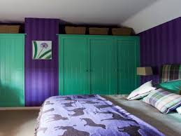 Purple And Blue Bedroom Seafoam Green And Purple Room House Design Ideas