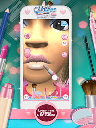 makeup games 3d beauty salon for fashion star and glam makeover screenshot 10