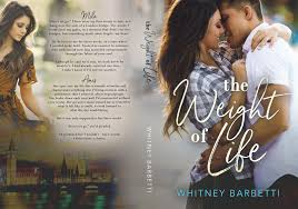Owl Always Be Reading Cover Reveal Giveaway The Weight of Life.