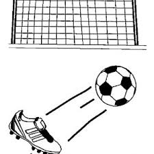 Small Picture A Cute Boy on Complete Soccer Jersey Coloring Page A Cute Boy on