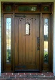wooden front doors. Refinishing Wooden Front Doors
