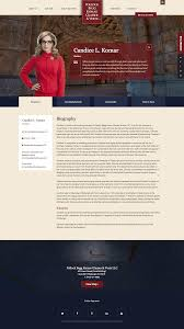 Fashion Designer Biography Sample 50 Best Attorney Biography Designs For Law Firms Get