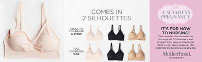 Motherhood Nursing Bra Size Chart Motherhood Maternity Womens Maternity Average Busted Seamless Clip Down Nursing Bra