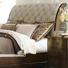 Liberty Bedroom Furniture Liberty Furniture Cotswold Transitional Queen Upholstered Sleigh