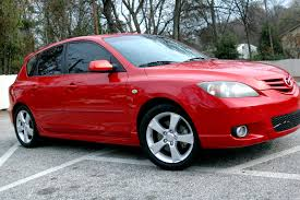 2004 Mazda 3 best image gallery #4/12 - share and download
