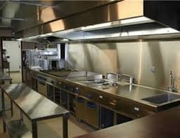 Nettoyage Et Degraissage De Hottes De Cuisine Professionnelle Sur Le