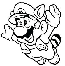 Coloring Pages Mario Mario Bros Coloring Pages Mymodernautomotive Co