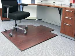 floor mat for desk chair. floor mat for office chair on carpet desk mats c