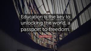 quotes about education is the key 72 quotes