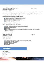 14 Awesome Resume Template Online Sample And Coal Mining Templates