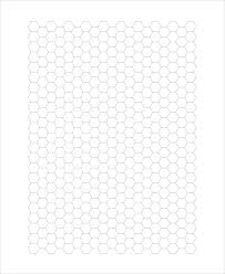 Hexagon Graph Paper Pdf Hexagon Graph Paper Hexagon Grid Paper Free Archives
