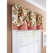 better homes and garden curtains.  Homes Ships Fast Better Homes And Gardens Gingham Blooms 1 Valance 60wx14l For And Garden Curtains