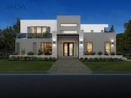architectural house. Architectural House H
