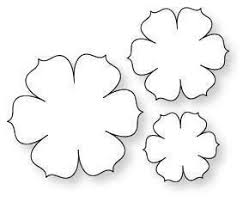 Small Paper Flower Templates Efdfeccaadb Small Paper Flower Templates Planet Surveyor Com