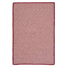 home decorators collection sa sangria 12 ft x 15 ft indoor outdoor braided