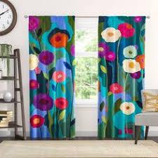 <b>Custom curtains</b> Nordic <b>geometric</b> striped Simple <b>fashion</b> square ...