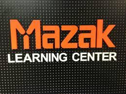 mazak logo. mazak logo