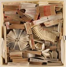 with e books and e readers springing up everywhere these days the sight of a handmade book seems especially precious uk based artist sarah mitc hand