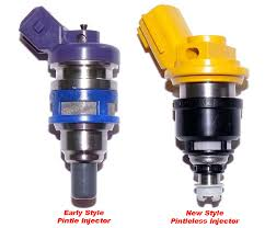 injector adapter kit new style injectors > early fuel rails z1 this adapter kit allows you to install new style z32 pintleless fuel injectors into an early style z32 fuel rail