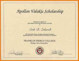 scholarship templates certificate templates scholarship certificate scholarship