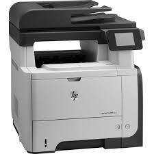 Hp Laserjet Pro M521dn All In One Printer A8p79a Bgj B H Photo