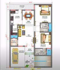 north facing house plan in india house