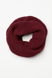 The Chunky Knit Infinity Scarf