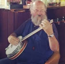 Curator Ian Summers, playing his banjo - Picture of St Marys Cranks and  Tinkerers - Tripadvisor