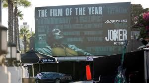 Joker Reclaims No 1 Spot On Box Office Charts