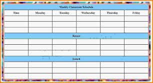 school schedule template school schedule templates blank weekly class schedule template jpg