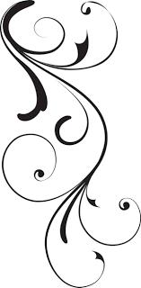 Decorative Line Clip Art Fancy Line Clipart Free No Background Clipartfest Fancy