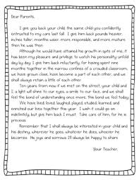 How To Wiki 89 How To End A Letter To A Teacher From A Parent
