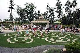 children garden. the maze at new children\u0027s children garden m