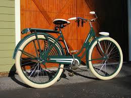 1941 vintage girls roadmaster bikes