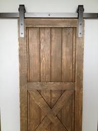 Bathroom : Sliding Barn Door Bathroom Privacy 34 Diy Barn Door ...