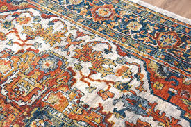 amazing home various blue turkish rug at w persian influence in design mediterranean from blue