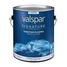 lowes interior paint colorsShop Valspar Tintable Flat Venetian Plaster Latex Interior Paint