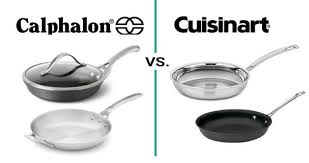 Calphalon Cookware Comparison Chart Calphalon Vs Cuisinart How Does Their Cookware Compare