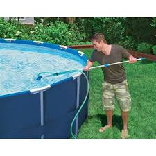 Intex Pool Maintenance Kit For Above Ground Pool Walmartcom