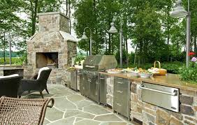 cost of outdoor kitchen modern covered patio cost elegant outdoor kitchens and