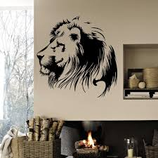 lion the king wall decal lion wall