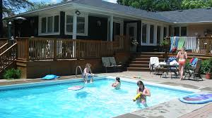 Home renovation and real estate shows almost always paint backyard pools in  a positive light, but the reality is that pools represent serious  maintenance, ...