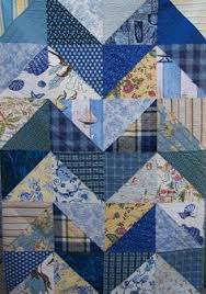 Upholstery Sample Books Quilt | Sewing Etc Ideas | Pinterest ... & The simplicity of half square triangles can give great results. Made with  discontinued upholstery samples Adamdwight.com