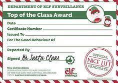 Instant download elf certificate elf printables elf. 14 Christmas Elf Certificates Ideas Christmas Elf Certificate Elf