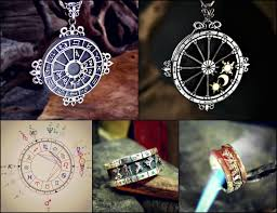 A Personalized Astrological Talisman Is Customized To Your