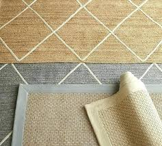 pottery barn color bound chenille jute rug gray intended for decor 2 interior design ideas r jute chenille rug