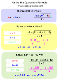 linear equations worksheet with answers using the quadratic formula algebra worksheets maths algebra gre math