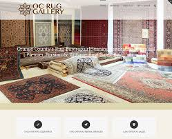oc rug gallery orange county web design stark logic